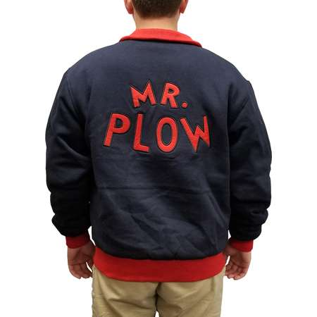 Mr. Plow Jacket Homer Simpson Simpsons Snow Removal Coat Costume Cosplay My Name thumb