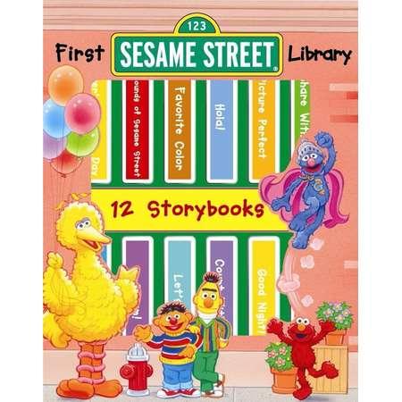 My First Lib Sesame Street thumb