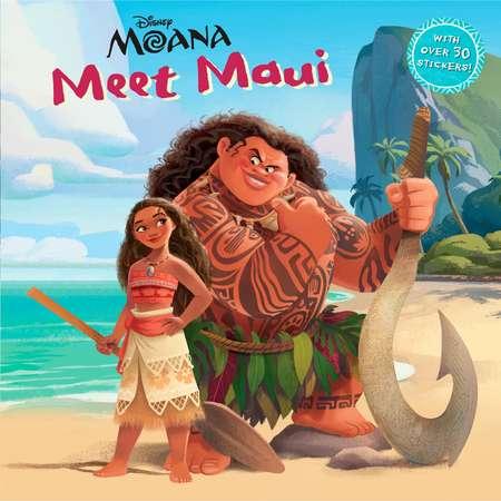 Meet Maui (DIsney Moana) thumb