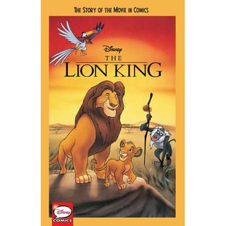 Disney the Lion King thumb