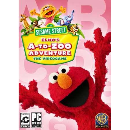 Elmo's A-To-Zoo [Sesame Street] thumb