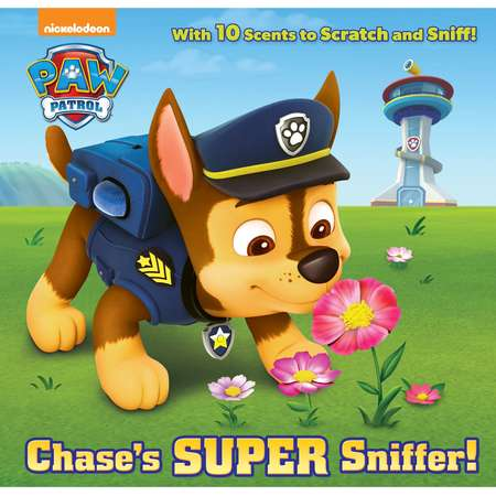 Chase's Super Sniffer! (PAW Patrol) thumb