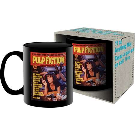 Pulp Fiction Mug,  Drama Movies by NMR Calendars thumb