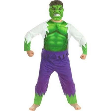 Child's Deluxe Incredible Hulk Costume thumb