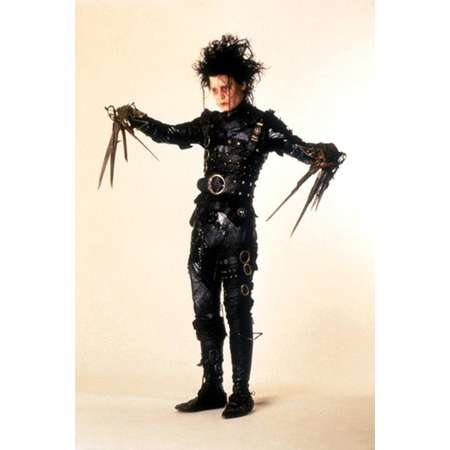 Johnny Depp 24x36 Poster Edward Scissorhands thumb