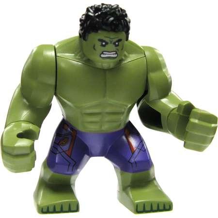 LEGO Marvel Super Heroes The Incredible Hulk Minifigure [Age Of Ultron] thumb