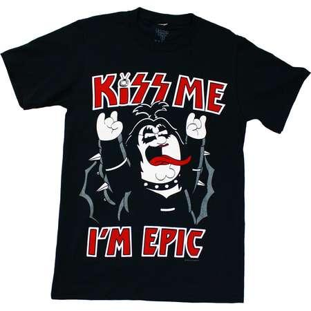 Family Guy Kiss Me, I'm Epic Men's T-Shirt thumb