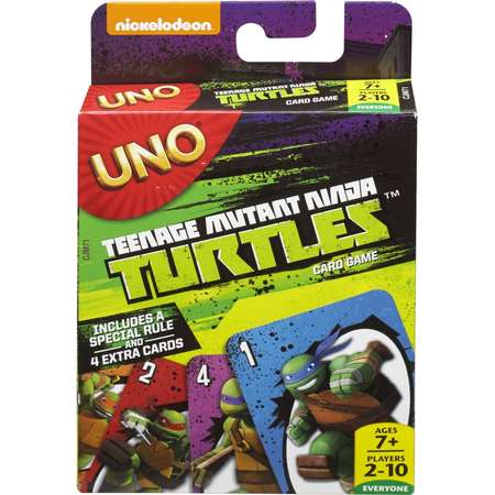 UNO Teenage Mutant Ninja Turtles thumb