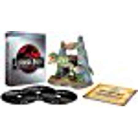 Jurassic Park Ultimate Trilogy - Limited Ultimate Collector's Edition [Blu-ray] thumb
