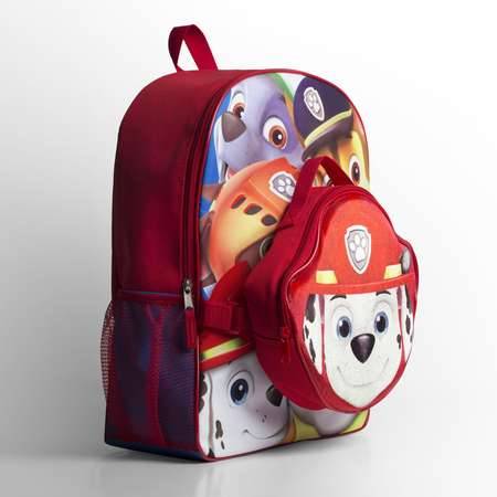 Paw Patrol Backpack with Lunch Kit thumb