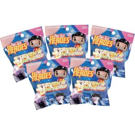 Funko Pint Size Heroes Vinyl Figure - Steven Universe Series 1 - 5 Pack Lot thumb