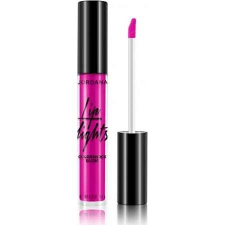 (6 Pack) JORDANA Lip Lights Colorshock Gloss Fuchsia Flash thumb