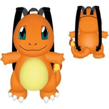Plush Backpack - Pokemon - Charmander Soft Doll New FC23571126 thumb