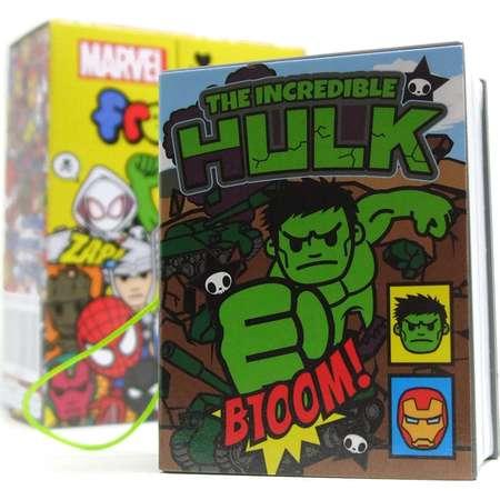 Tokidoki Marvel Frenzies Keychain - The Incredible Hulk thumb