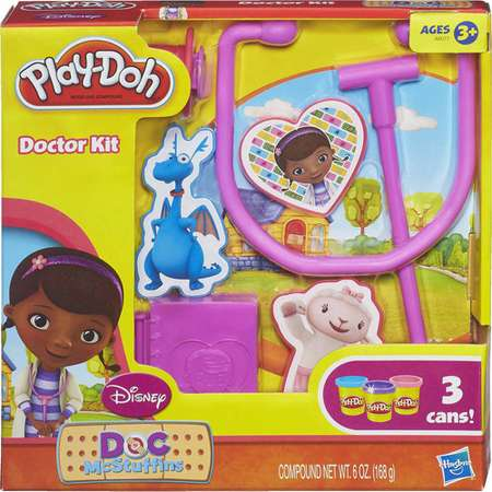 Play-Doh Doctor Kit Featuring Doc McStuffins thumb