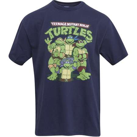 Teenage Mutant Ninja Turtles Navy Shirt thumb