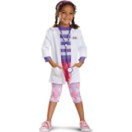 Disney Doc McStuffins Doc Deluxe Toddler Costume thumb