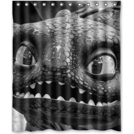 How to train your dragon pajamas toonstyle products deyou how to train your dragon shower curtain polyester fabric bathroom shower curtain size 60x72 inches ccuart Image collections