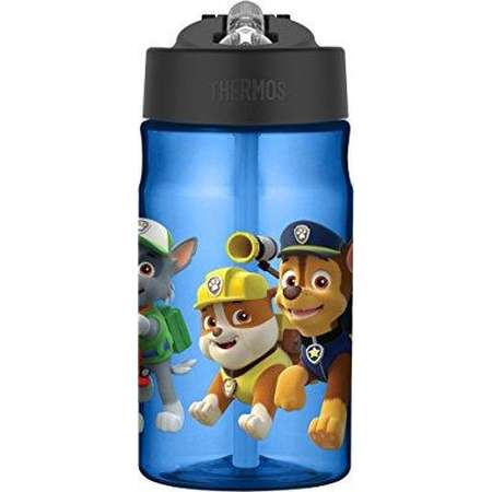 thermos 12 ounce tritan hydration bottle, paw patrol thumb