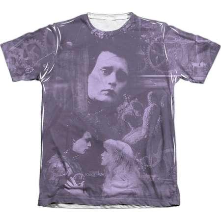 Edward Scissorhands Men's  Story Sublimation T-shirt White thumb