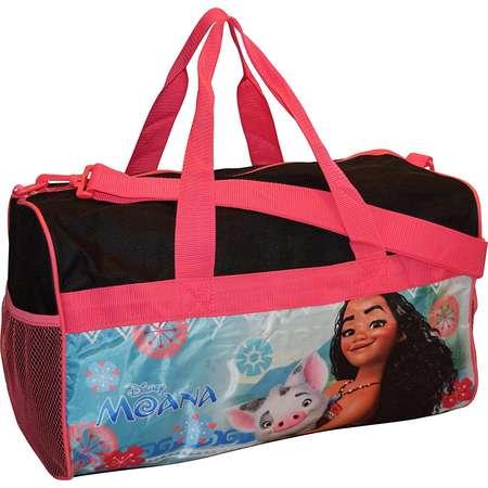 """Girls Disney Moana Duffel Bag 18"""" thumb"""