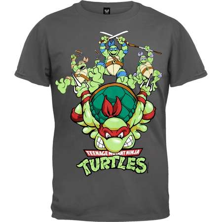 Teenage Mutant Ninja Turtles - Blimp Soft T-Shirt thumb