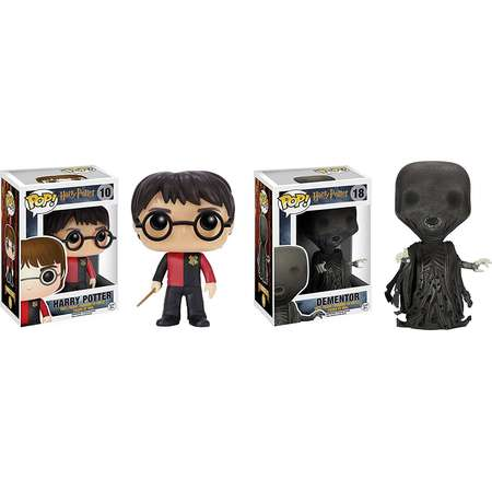 Funko POP : Triwizard Tournament and Dementor 2 Piece BUNDLE, With this purchase you will receive 1 Triwizard Harry Potter Funko POP and 1.., By Harry Potter thumb