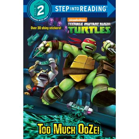 Too Much Ooze! (Teenage Mutant Ninja Turtles) thumb
