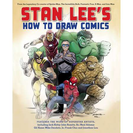 Stan Lee's How to Draw Comics: From the Legendary Co-Creator of Spider-Man, the Incredible Hulk, Fantastic Four, X-Men, and Iron Man (Paperback) thumb