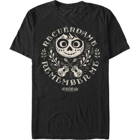 Coco Men's Remember Me Song T-Shirt thumb