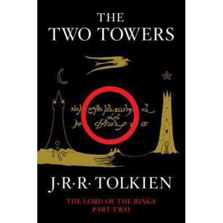 The Two Towers : Being the Second Part of The Lord of the Rings thumb