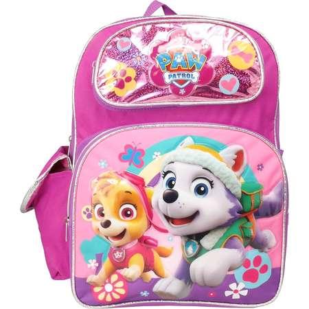 "Nickelodeon Paw Patrol Skye Everest 16"" Large Backpack thumb"