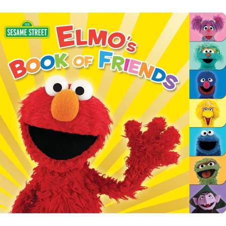 Elmo's Book of Friends (Sesame Street) thumb