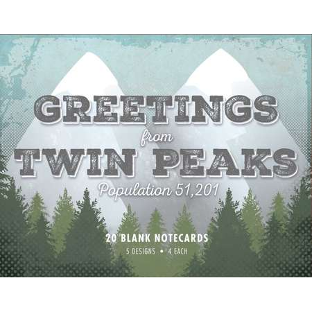 Twin Peaks Card Collection thumb