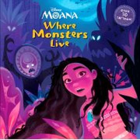 Where Monsters Live (Disney Moana) thumb