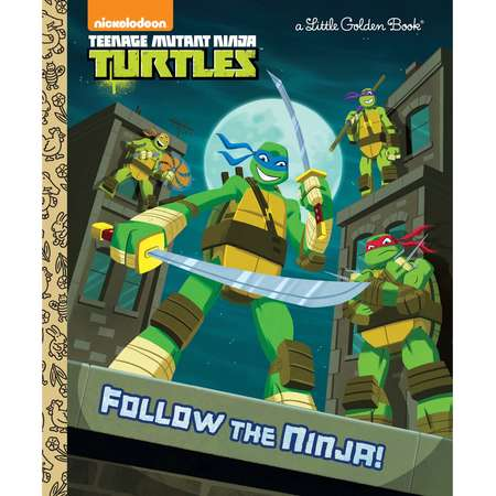 Follow the Ninja! (Teenage Mutant Ninja Turtles) thumb