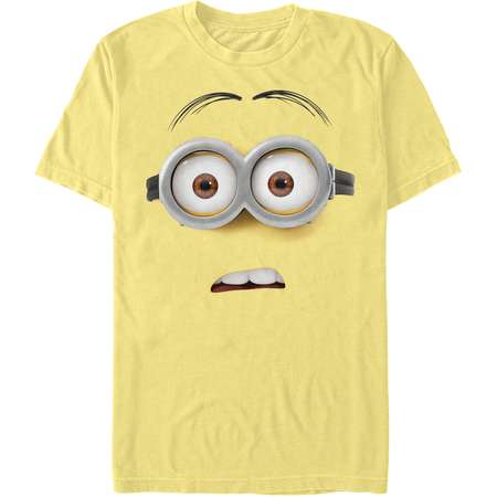 61f180ba6464 Despicable Me Men's Confused Minion Costume T-Shirt thumb