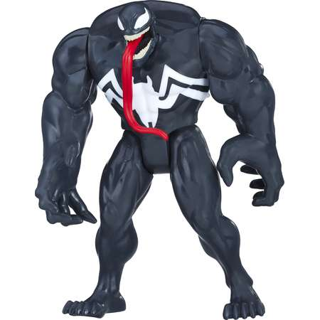 Spider-man Spiderman 6in Quick Shot Venom thumb
