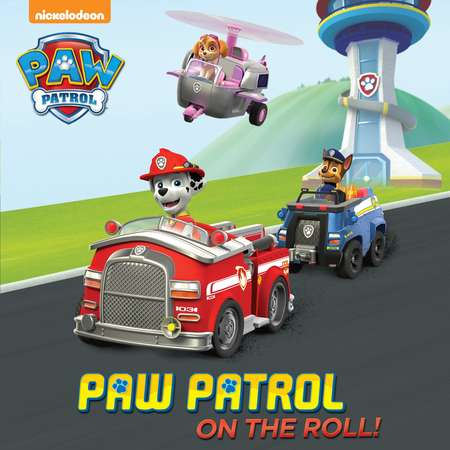 PAW Patrol on the Roll! (PAW Patrol) thumb
