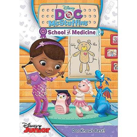 Doc McStuffins: School Of Medicine thumb