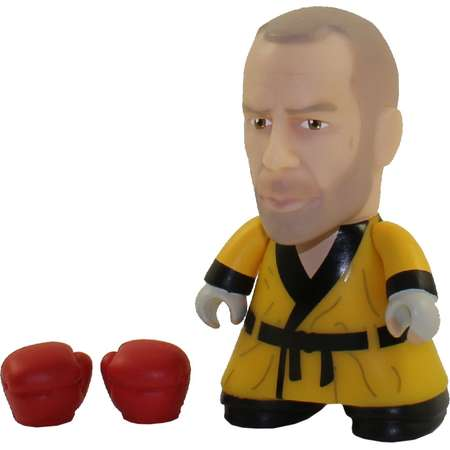 Titan Merchandise - Vinyl Minifigure - Pulp Fiction - BUTCH COOLIDGE (Boxer) *Chase* (2.5 inch) thumb