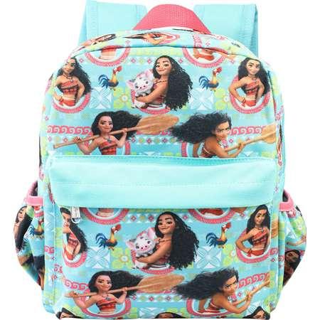 "Disney Moana Allover Print 12"" Girls Small Backpack thumb"