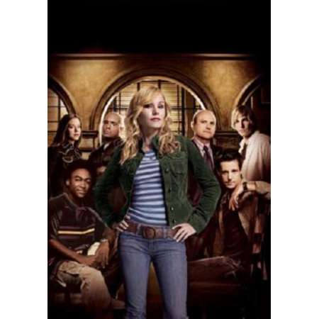 Veronica Mars Poster Metal Sign 8in x 12in thumb