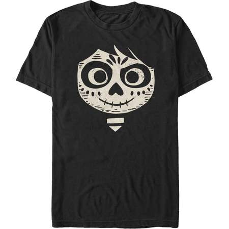 Coco Men's Miguel Skeleton Face T-Shirt thumb