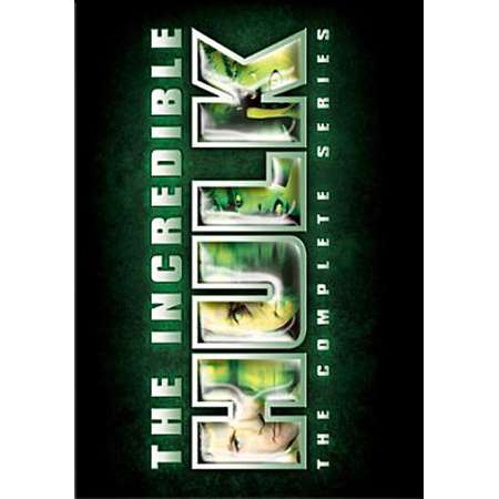 The Incredible Hulk: The Complete Series thumb