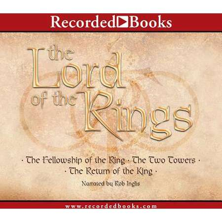 Lord of the Rings (Omnibus) : The Fellowship of the Ring, the Two Towers, the Return of the King thumb