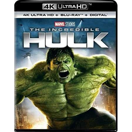 The Incredible Hulk (4K Ultra HD + Blu-ray + Digital) thumb
