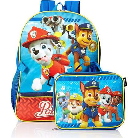 Paw Patrol backpack set thumb