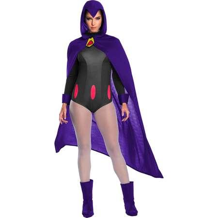 Teen Titans Raven Women's Costume thumb