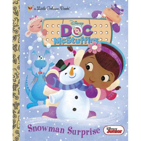 Snowman Surprise (Disney Junior: Doc McStuffins) thumb